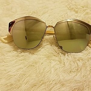 Dior mirrored sunglasses